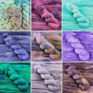 Новые цвета Bamboo и Fayna>