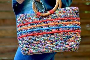 В'язані сумки