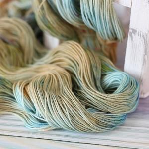 Пряжа Cotton Lace *Мескалин