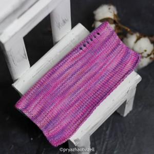 Пряжа Cotton Lace *Маджента