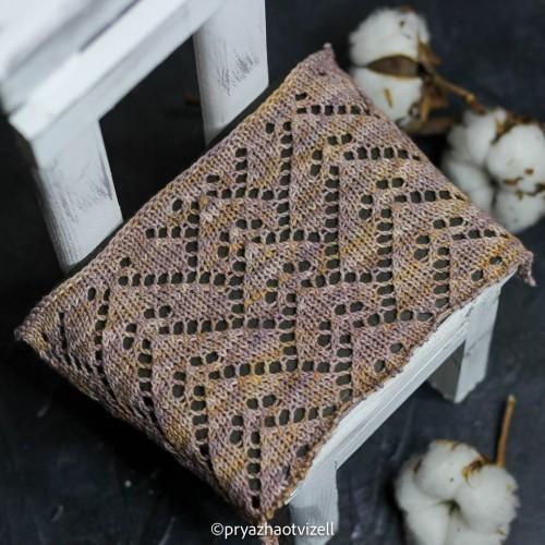 Пряжа Cotton Lace *Карамель