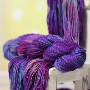 CamelSilk цвет Лиловый свет