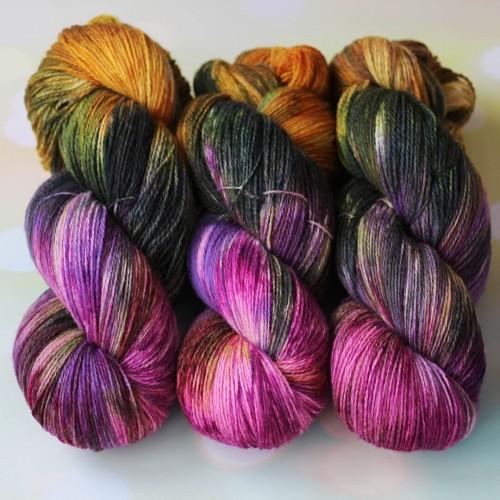 Lamb Lace цвет Осінній блюз