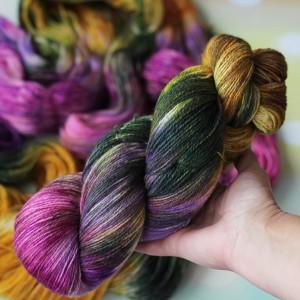 Lamb Lace цвет Осенний блюз