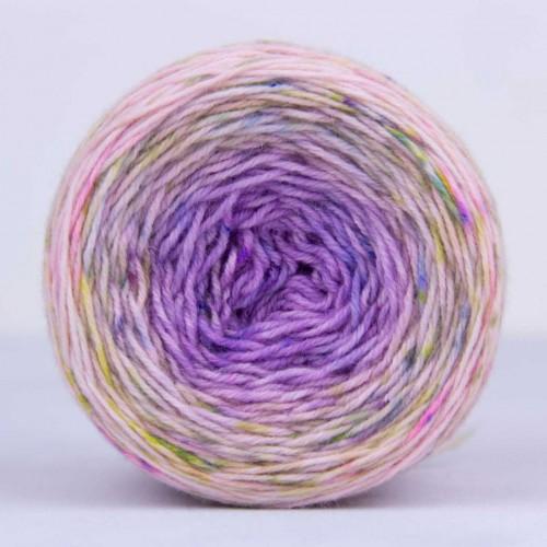 Пряжа Almerino Градиент *Lilac flower