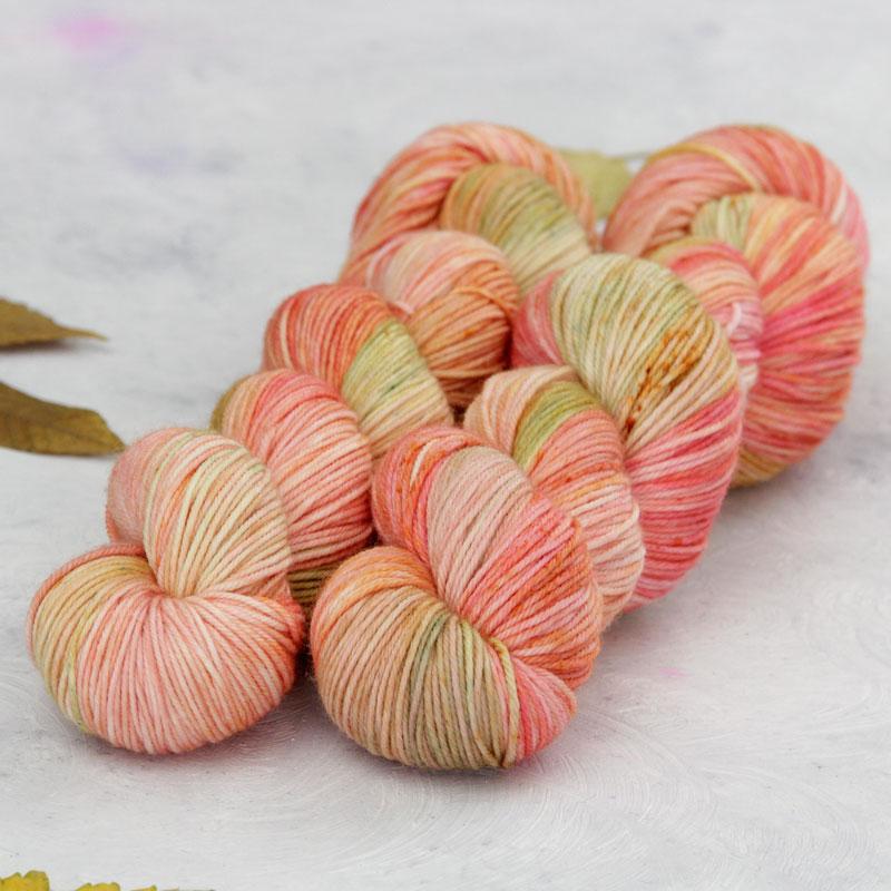 Пряжа Bliss Peach