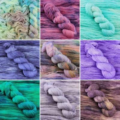 Новые цвета Bamboo и Fayna