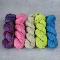 Буретный шелк - пряжа для гурманов вязания