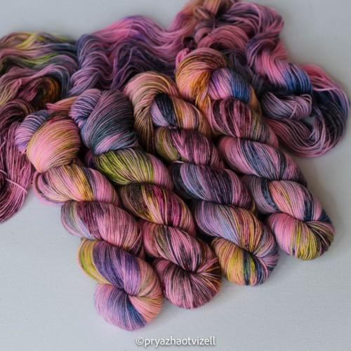 Пряжа Charisma *Вересковый цвет