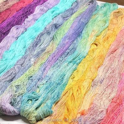 Огляд кольорів пряжі Cleo