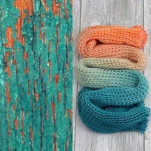 Градиент Sock *Морская волна и лосось