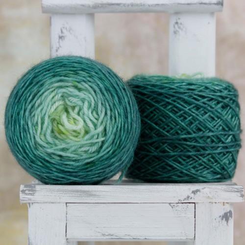 Пряжа Sock *Green Sock