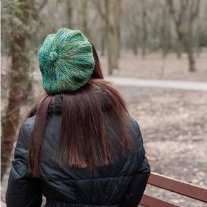 Mavka New1 - эксклюзивный цвет пряжи без повтора
