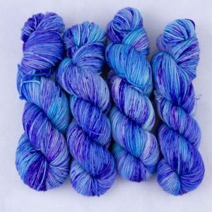 Mavka Blue Lilac - пряжа из 100% мериносовой шерсти