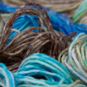 Chocograd - градиентная пряжа из мериносовой шерсти
