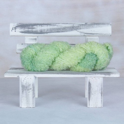 Пряжа Tora Boucle *Green