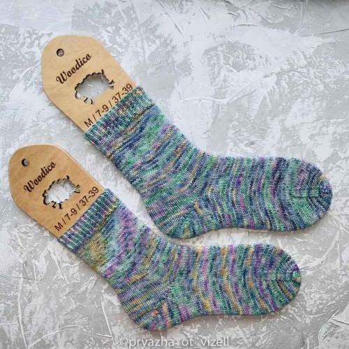 Пряжа Sock *Scarlett